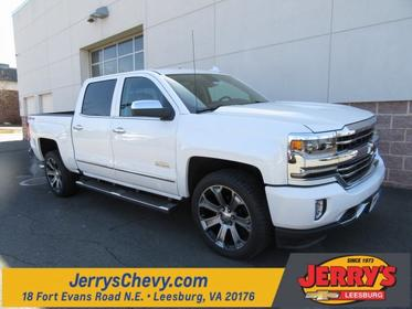 2018 Chevrolet Silverado 1500 HIGH COUNTRY  VA
