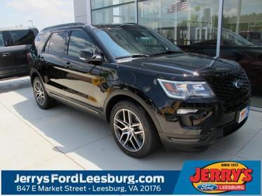2018 Ford Explorer SPORT Leesburg VA