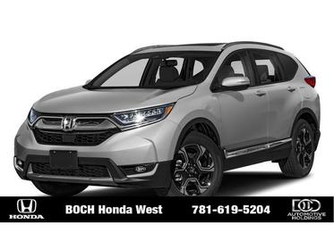 2018 Honda CR-V TOURING AWD Westford MA
