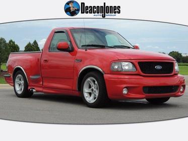 """2000 Ford F-150 REG CAB FLARESIDE 120"""" LIGHTNING Goldsboro NC"""