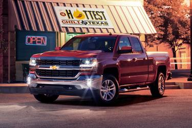 2017 Chevrolet Silverado 1500 LT Pickup North Charleston SC