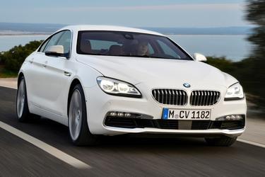 2017 BMW 6 Series 640I Sedan Apex NC