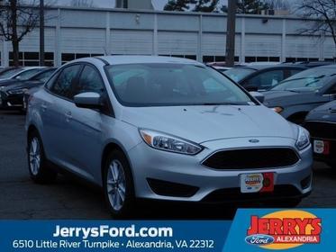 2018 Ford Focus SE Alexandria VA