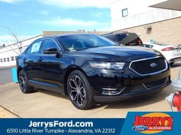 2018 Ford Taurus SHO  VA