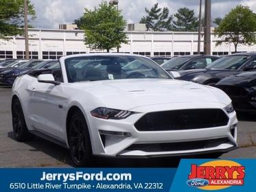 2018 Ford Mustang GT PREMIUM Alexandria VA