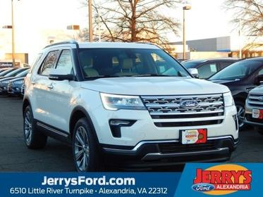2018 Ford Explorer LIMITED Alexandria VA