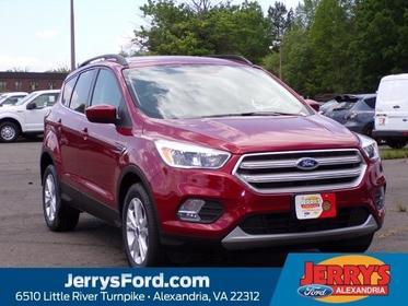 2018 Ford Escape SE Alexandria VA