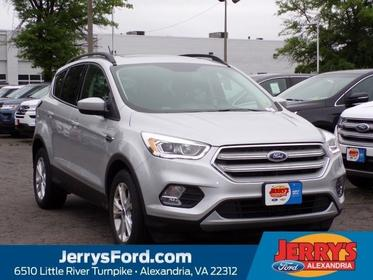 2018 Ford Escape SEL Alexandria VA