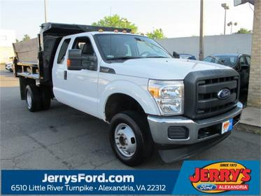2015 Ford Super Duty F-350 DRW XL Alexandria VA