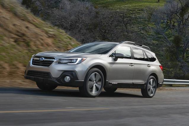 2019 Subaru Outback LIMITED SUV Slide 0