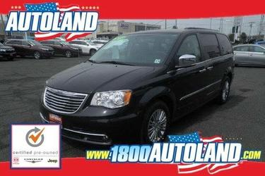 2016 Chrysler Town & Country TOURING-L ANNIVERSARY EDITION Mini-van, Passenger Springfield NJ
