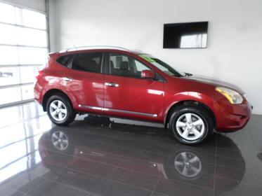 2012 Nissan Rogue FWD 4DR SV  NC