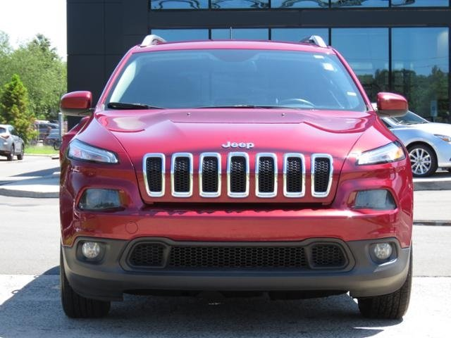 2014 Jeep Cherokee LATITUDE Slide