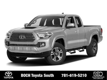 2018 Toyota Tacoma TRD SPORT ACCESS CAB 6' BED V6 4X4 Extended Cab Pickup