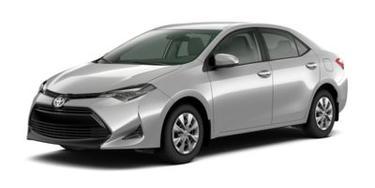 2019 Toyota Corolla LE CVT 4dr Car