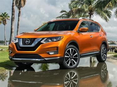 2018 Nissan Rogue SL Sport Utility Wilmington NC