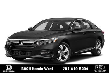2018 Honda Accord EX-L CVT Westford MA