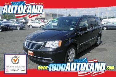 2016 Chrysler Town & Country TOURING Mini-van, Passenger Springfield NJ