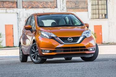 2017 Nissan Versa Note SV Hatchback Merriam KS
