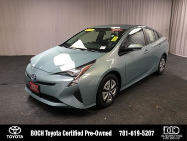 2016 Toyota Prius 5DR HB TWO ECO Norwood MA