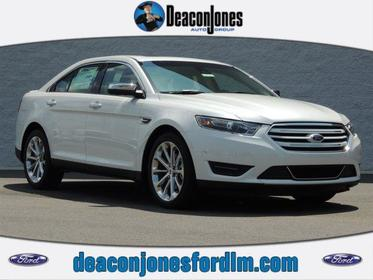 2018 Ford Taurus LIMITED FWD  NC