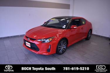 2016 Scion tC 2DR HB AUTO (NATL) 2dr Car North Attleboro MA