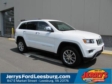2015 Jeep Grand Cherokee LIMITED  VA