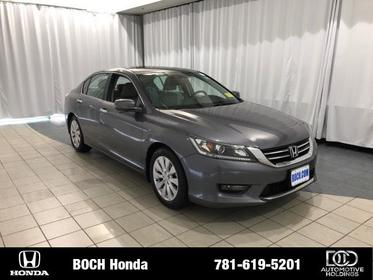 2014 Honda Accord 4DR I4 CVT EX-L PZEV Norwood MA