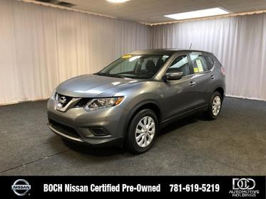 2015 Nissan Rogue AWD 4DR S Norwood MA
