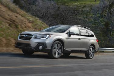 2019 Subaru Outback LIMITED SUV Slide