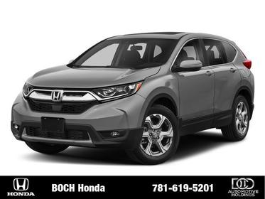 2018 Honda CR-V EX AWD Norwood MA