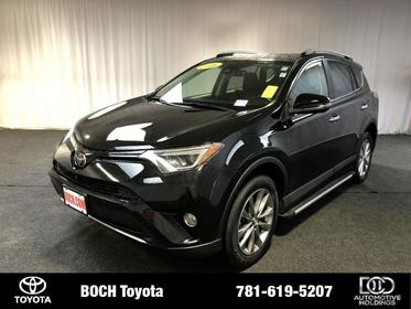 2016 Toyota RAV4 AWD 4DR LIMITED Norwood MA