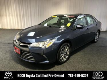 2016 Toyota Camry 4DR SDN I4 AUTO XLE Norwood MA