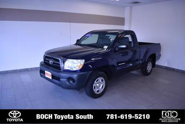 2007 Toyota Tacoma 2WD REG I4 AT (NATL) Standard Bed