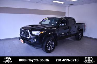 2018 Toyota Tacoma TRD SPORT Short Bed North Attleboro MA