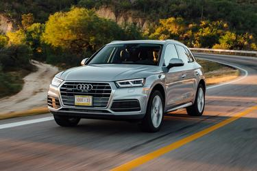 2018 Audi Q5 TECH PREMIUM PLUS SUV Slide