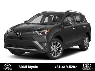 2018 Toyota RAV4 LIMITED AWD Norwood MA