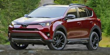 2018 Toyota RAV4 ADVENTURE AWD Sport Utility