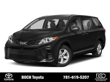 2018 Toyota Sienna LE FWD 8-PASSENGER Norwood MA