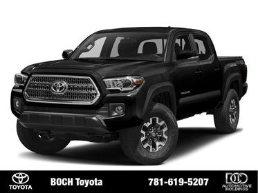 2018 Toyota Tacoma TRD OFF ROAD DOUBLE CAB 5' BED V6 4 Norwood MA