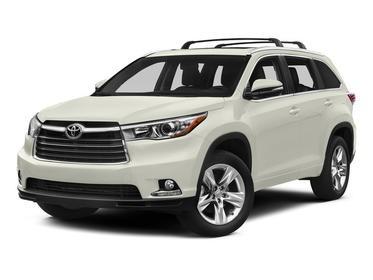 2015 Toyota Highlander LE Sport Utility