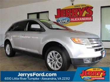 2010 Ford Edge SEL  VA