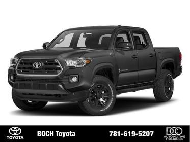 2018 Toyota Tacoma SR5 DOUBLE CAB 5' BED V6 4X4 AT Norwood MA