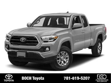 2018 Toyota Tacoma SR5 ACCESS CAB 6' BED V6 4X4 AT Norwood MA