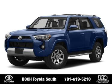 2018 Toyota 4Runner TRD OFF ROAD PREMIUM 4WD Sport Utility North Attleboro MA