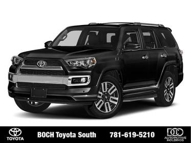 2018 Toyota 4Runner LIMITED 4WD Sport Utility North Attleboro MA