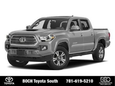 2018 Toyota Tacoma TRD SPORT DOUBLE CAB 5' BED V6 4X4 Crew Cab Pickup North Attleboro MA