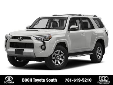 2018 Toyota 4Runner TRD OFF ROAD PREMIUM 4WD Sport Utility