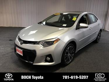 2016 Toyota Corolla 4DR SDN CVT S PLUS Norwood MA