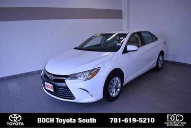 2015 Toyota Camry LE 4dr Car